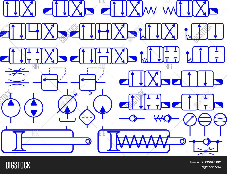 Hydraulic Pump Symbols Topsimages