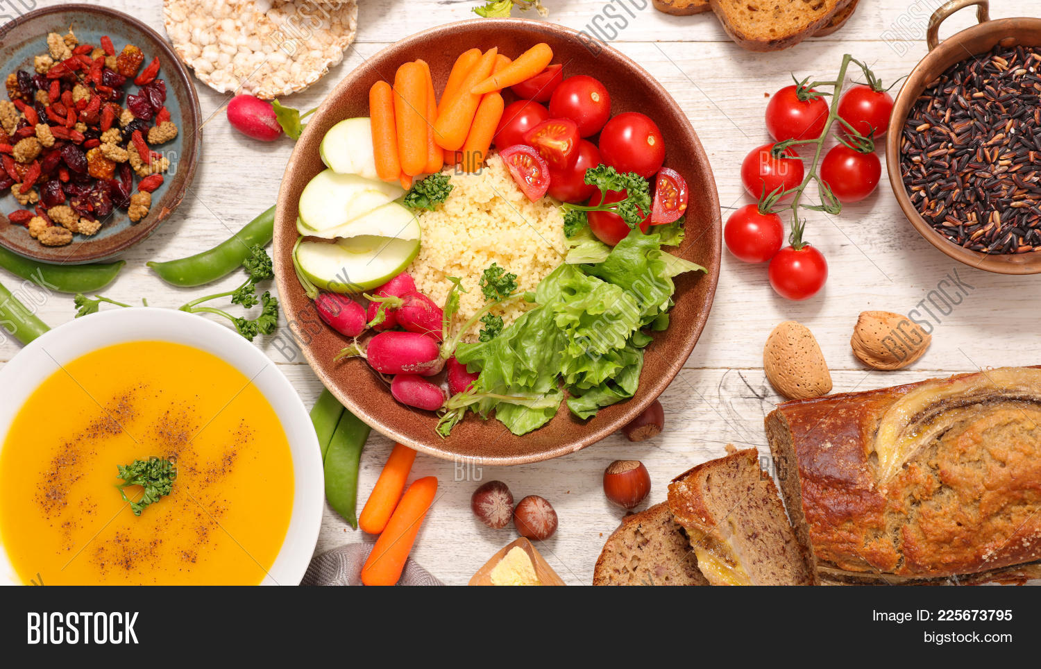 Health Food Health Food Powerpoint Template Health Food Health