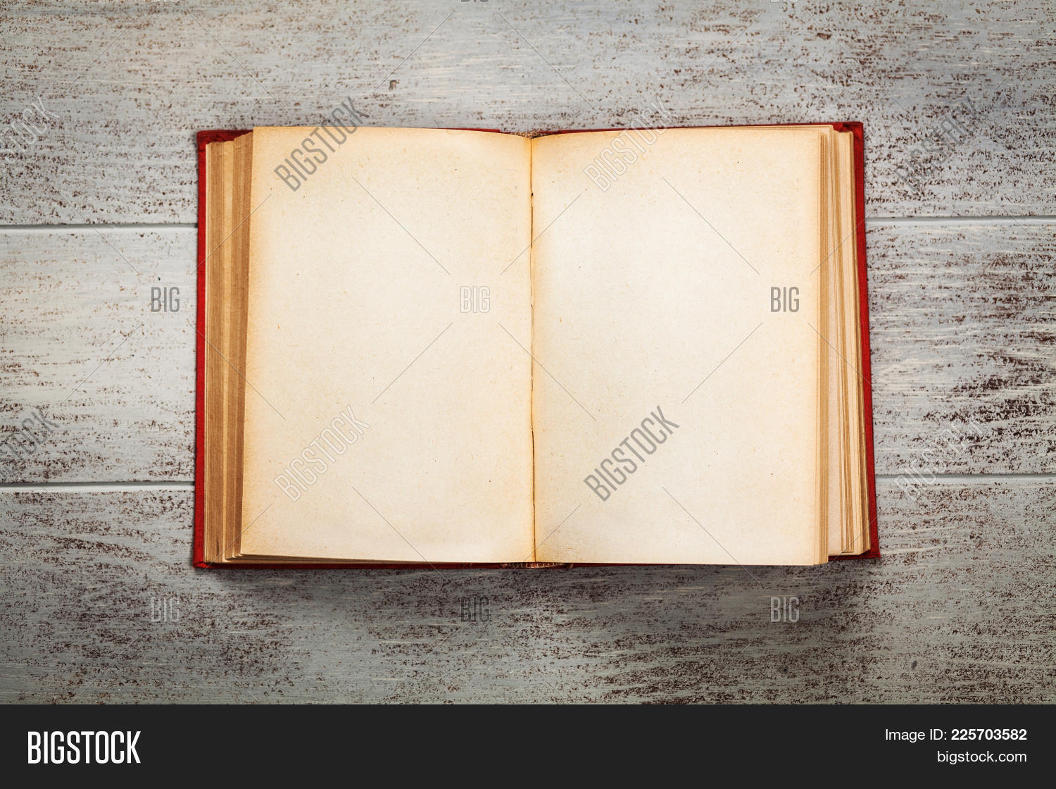 White Open Book Wood Powerpoint Template White Open Book Wood