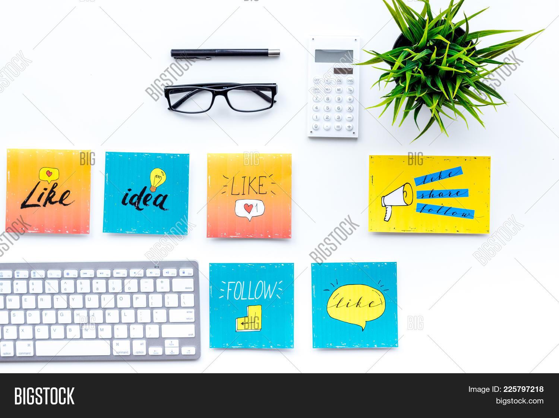 Digital Marketing Image Photo Free Trial Bigstock