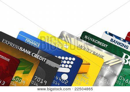 Fałszywe karty kredytowe