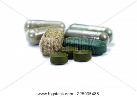 Blue Green Algae Capsules