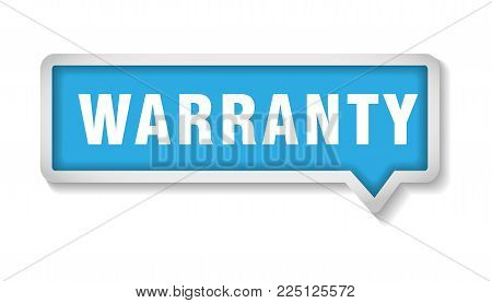 Two Years Warranty Tag, Label Stamp Vector Design