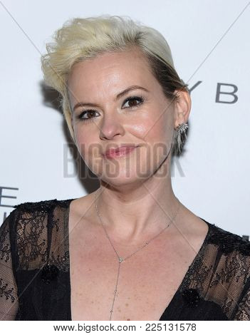 LOS ANGELES - JAN 20:  Kimmy Gatewood arrives for the EW Magazine honors SAG Nominees on January 20, 2018 in West Hollywood, CA