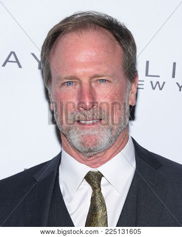 LOS ANGELES - JAN 20:  Louis Herthum arrives for the EW Magazine honors SAG Nominees on January 20, 2018 in West Hollywood, CA