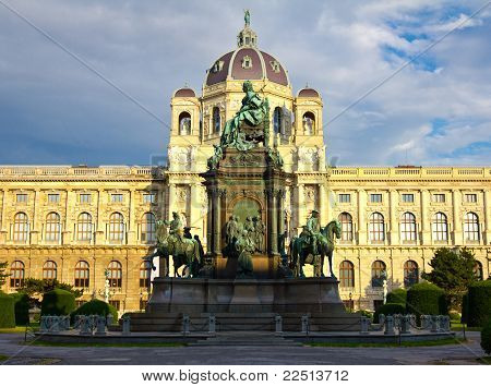 Maria Theresa Statue