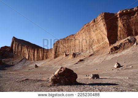 Vale da Lua, Deserto do Atacama, Chile poster