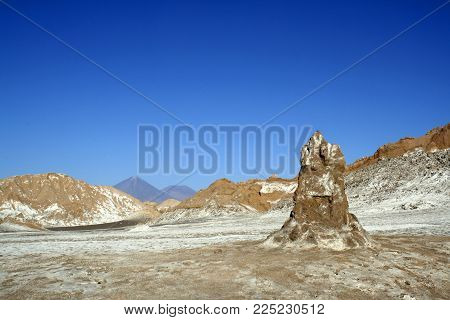 Vale da Lua, Deserto do Atacama, Chile