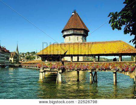 Luzern. Switzerland.