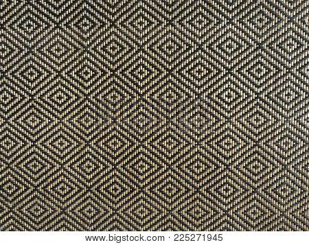 Bamboo woven pattern