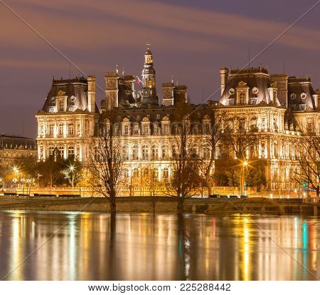 The Hotel de ville of Paris is the building housing the city's local administration.Standing on the place Hotel de ville in the 4th arrondissement, it has been the headquarters of the municipality of Paris since 1357.
