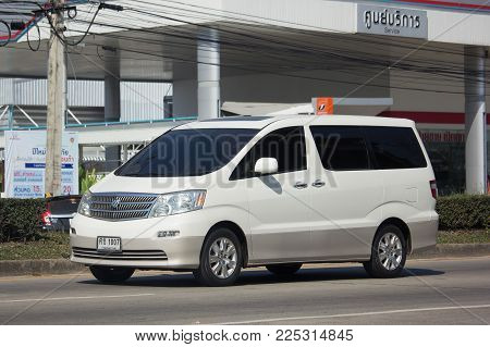 Private Toyota Alphard Luxury  Van