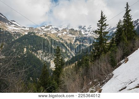 Vanoise National Park Is A French National Park Between The Tarentaise And Maurienne Valleys In The