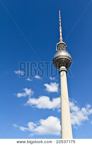 Berlin's Broadcasting Tower