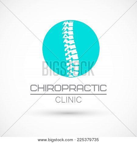 Spine Chiropractic Logo