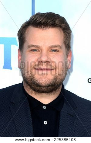 LOS ANGELES - FEB 3:  James Corden at the