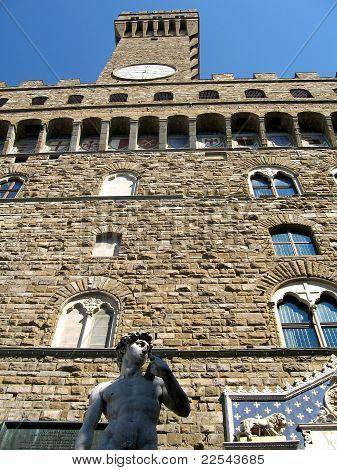 Palazzo Vecchio e Davide
