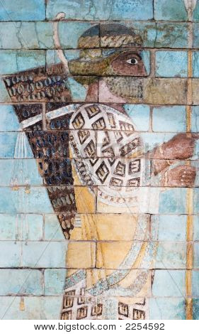 Archer, Persian Antiquity