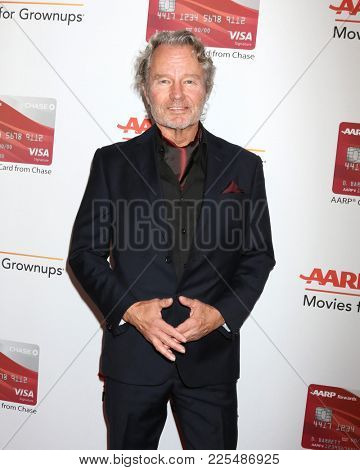 LOS ANGELES - JAN 8:  John Savage at the AARP's 17th Annual Movies For Grownups Awards at Beverly Wilshire Hotel on January 8, 2018 in Beverly Hills, CA