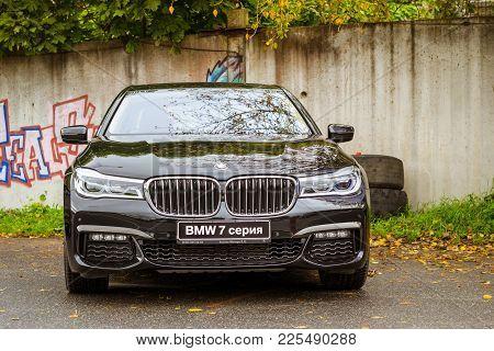 Car Bmw 7-series, German Bavarian Manufacturer