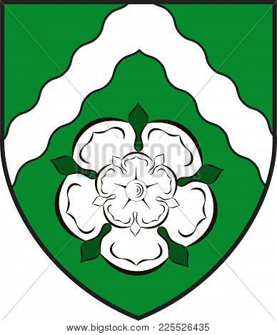 Coat Of Arms Of Finnentrop Is A Gemeinde (municipality) In Olpe District In North Rhine-westphalia,