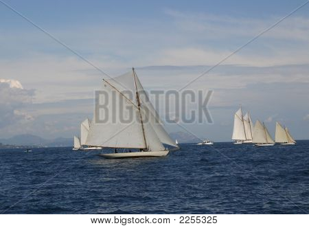 Sailing Boats