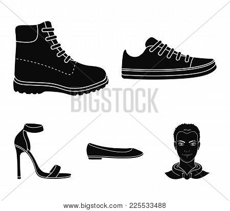 Sneakers With Laces, Winter Warm Boots On High Soles, Women's Ballet Flats, High-heeled Sandals. Sho