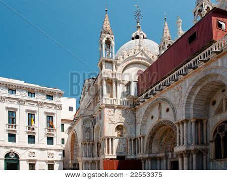 Patriarchal Cathedral Basilica Of Saint Mark, Venice