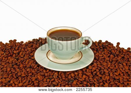 Coffee On Beans