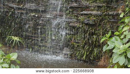 Waterfall from the Brick