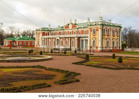 Kardriorg, Palace Complex With A Summer Tsar's Residence.