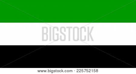 Gorno Badakhshan Region Flag Tajikistan And Afghanistan Symbol
