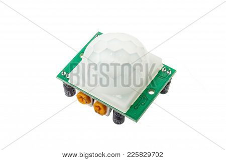 Ir Pyroelectric Infrared Pir Motion Sensor Detector Module For Diy Projects