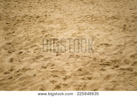 An Image Of A Beach Sand Background