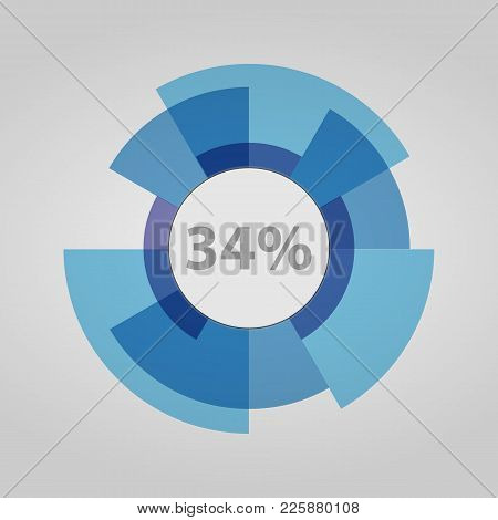 Futuristic Circle, Download Information. White Circle Loadings. Circle Loading On A White Background