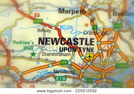Newcastle Upon Tyne, Known As Newcastle, Is A City In Tyne And Wear, North East England.