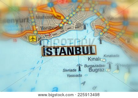 Istanbul, Also Known As Constantinople And Byzantium, Is A City In Turkey.