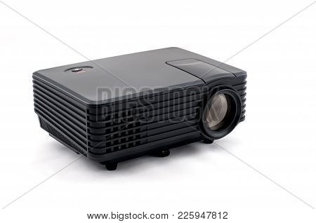 Led Mini Projector For Presentations And Tv