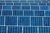 solar power plant poster