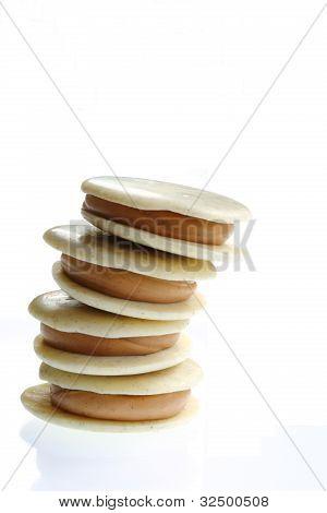 White Chocolate Macaroons