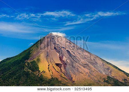 Colorful Conception Volcano