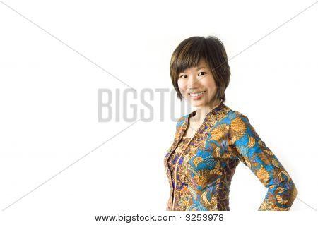 Mulheres asiáticas