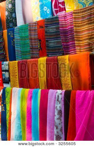 Multi-Coloured Scarfs
