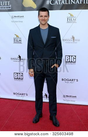 LOS ANGELES - SEP 27:  Nick Jandl at the 2019 Catalina Film Festival - Friday at the Catalina Bay on September 27, 2019 in Avalon, CA