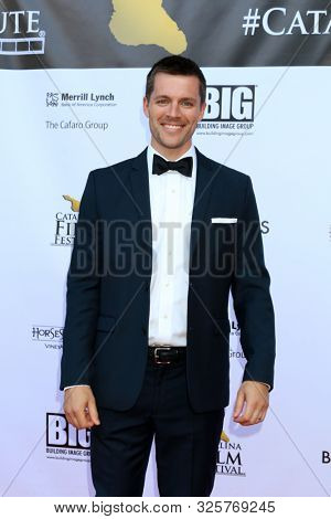 LOS ANGELES - SEP 28:  Nick Jandl at the 2019 Catalina Film Festival - Saturday at the Catalina Bay on September 28, 2019 in Avalon, CA