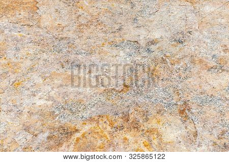 Stone Granite Quarry. Rock Texture Background. Stone On The Mountain Nature Background