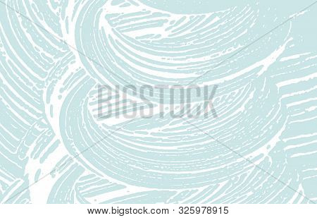 Grunge Texture. Distress Blue Rough Trace. Classy Background. Noise Dirty Grunge Texture. Uncommon A