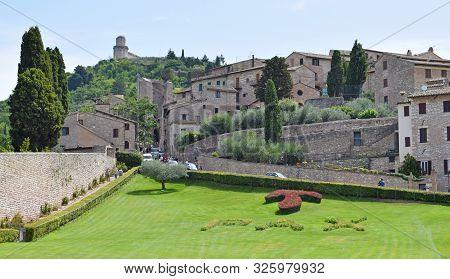San Francisco De Asis, City Of Florence Italy