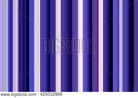 Dark Lilac And Light Lilac Parallel Vertical Lines. Simple Parallel Vertical Lines Pattern. Template