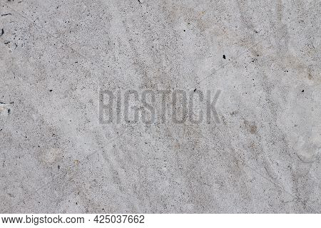 Abstract Gray Cement Wall For Background Gray Concrete Wall. Gray Background, Wall Texture.